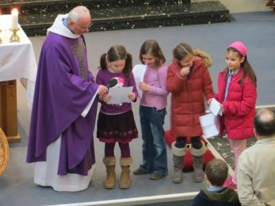 Enfants du catéchisme , Düsseldorf