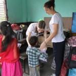 Hong Kong: Des jeunes de l'aumônerie en mission humanitaire au Népal