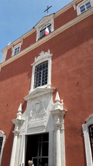 Saint louis des Français Lisbonne