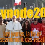 Synode d'octobre 2018 pour les jeunes !