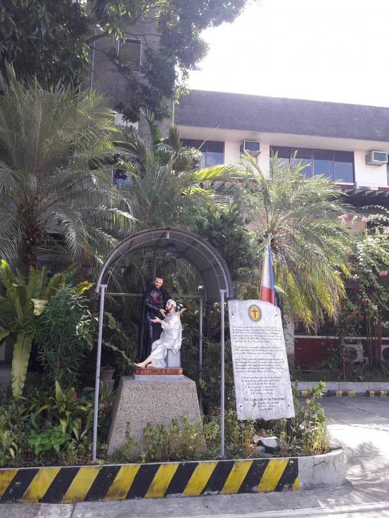 Hébergement chez les Caméliens