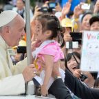 Voyage du pape en Thailande