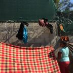 Camps de migrants à Moria